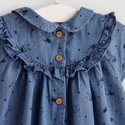 Robe chambray Boutchou