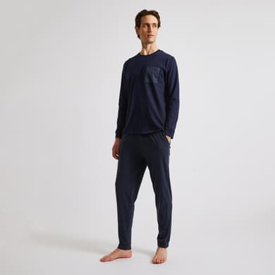 Ensemble pyjama long Monoprix Homme