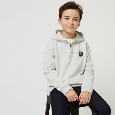 Sweat à capuche Monoprix Teens