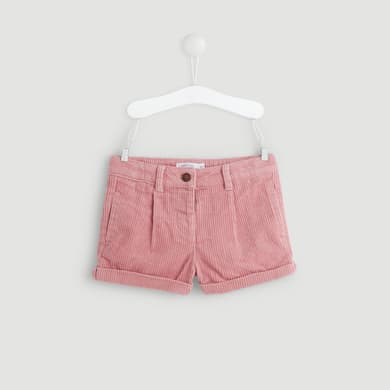 Short en velours Boutchou