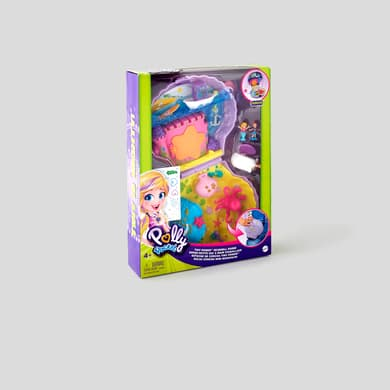 Coquillage enchanté polly pocket Polly Pocket