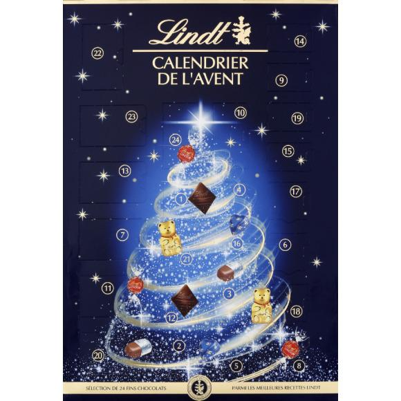 Calendrier Avent Lindt.Calendrier Avent