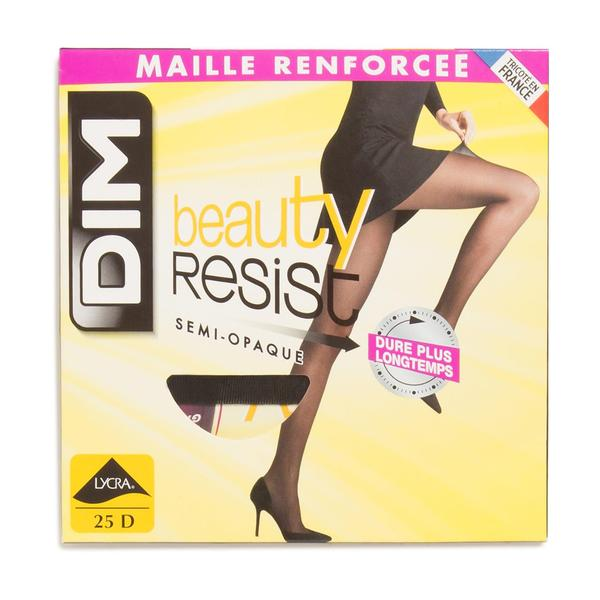 Collant semi-opaque, noir, 25d, beauty resist - dim Dim