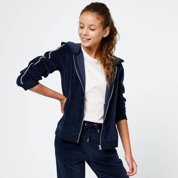 Sweat velours - monoprix fit Monoprix Teens