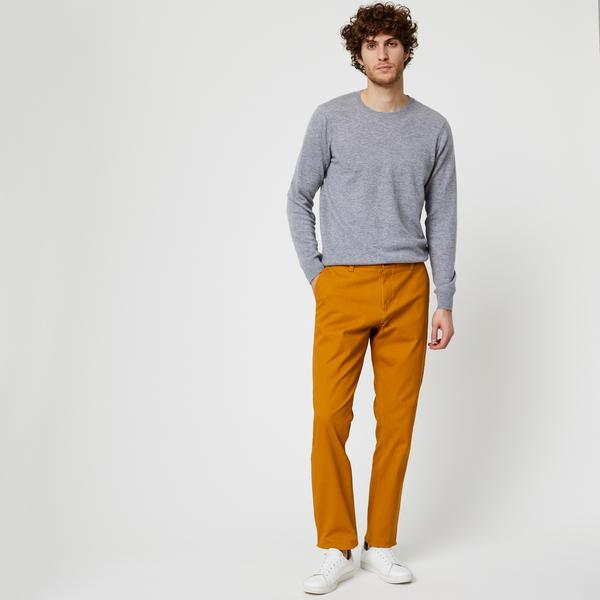 Pantalon chino coupe straight Monoprix Homme