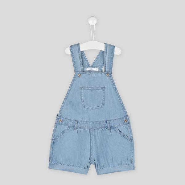 Salopette denim Boutchou