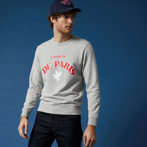 Sweat - commune de paris x monoprix Monoprix Homme