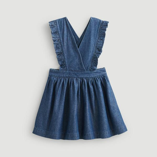 Robe denim Monoprix Kids