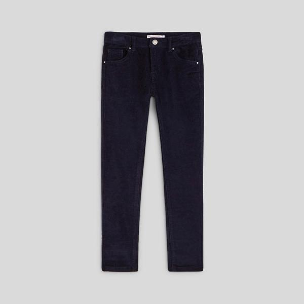 Pantalon en velours coupe slim Monoprix Kids
